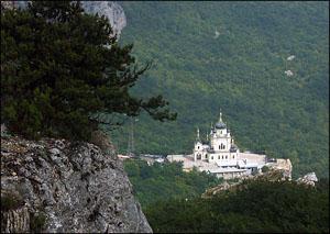 Форосская церковь. (c) Victoria Ovdenko